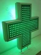 Σταυροί φαρμακείου led 90 εκ.